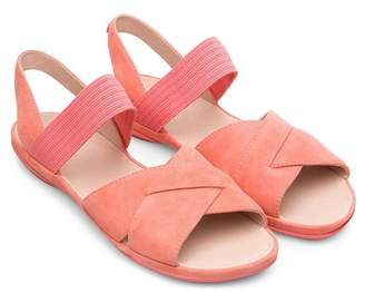fb8708754d9c Camper Cushioned Footbed Women s Sandals - ShopStyle