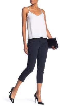 Amanda & Chelsea Elastic Waist Crop Pants