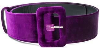 ATTICO classic buckled belt