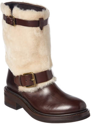 Frye Alice Shearling Boot