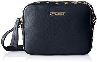 Twin-Set Twin Set Women OA7TFC Cross-body Bag Black Size: