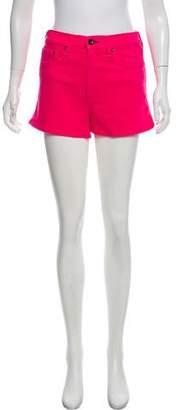 Rag & Bone High- Rise Mini Shorts w/ Tags