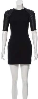 Ralph Lauren Short Sleeve Mini Dress