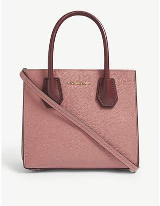9668b1700e05c MICHAEL Michael Kors Metallic Leather Bags For Women - ShopStyle UK