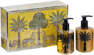 Ortigia Zagara Body Cream & Liquid Soap Gift Set
