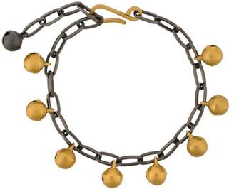 Ileana Makri Eye M By Jingle Bell chain bracelet