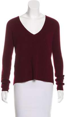 A.L.C. Merino Wool Asymmetrical Sweater