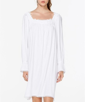 Black Label Diana Long Sleeve Nightgown