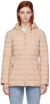 Mackage Pink Down Kaila Hooded Jacket