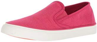 Sperry Women's Seaside Two-Tone Linen Sneaker