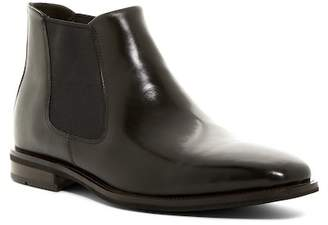 Ecco Faro Plain Toe Leather Chelsea Boot