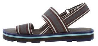 Valentino Grosgrain Strap Sandals