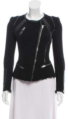 IRO Knit Biker Jacket