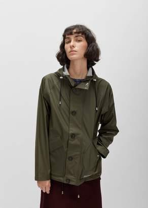Stutterheim Stenhamra Short Jacket Green