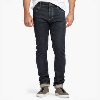 James Perse STRETCH SELVEDGE DENIM JEANS