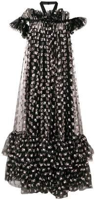 Giambattista Valli floral-printed maxi dress