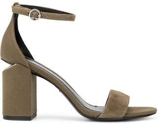 Alexander Wang Abby block heel sandals