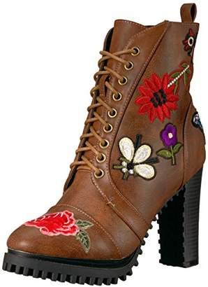 Penny Loves Kenny Women's Frank Combat Boot