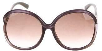 Tom Ford Rhi Oversize Sunglasses