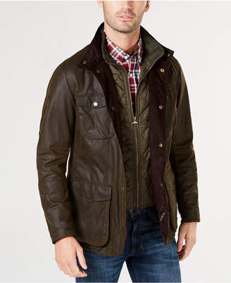 Barbour Men's Orion Waxed Jacket, A Sam Heughan Exclusive