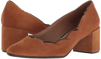 French Sole Couplet Heel Women's Shoes