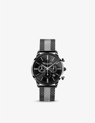 Thomas Sabo WA0291287203 Rebel spirit stainless steel watch