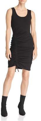 KENDALL + KYLIE Ruched Tank Dress