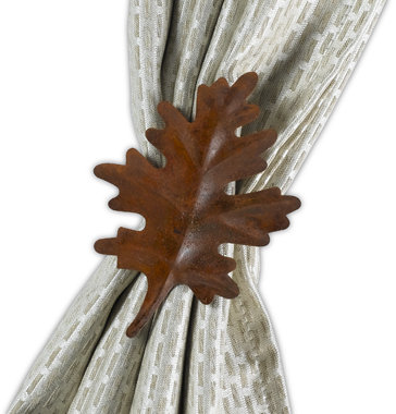 Fall Leaf Napkin Ring