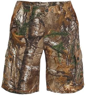 DAY Birger et Mikkelsen Men's Earthletics Modern-Fit Camo Twill Cargo Shorts