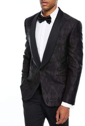 Ralph Lauren Beacon Jacquard Dinner Jacket