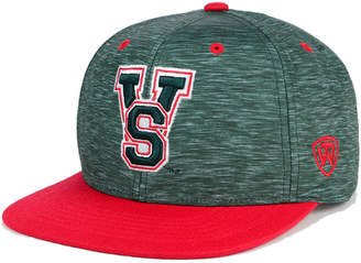 Top of the World Mississippi Valley State University Energy 2-Tone Snapback Cap