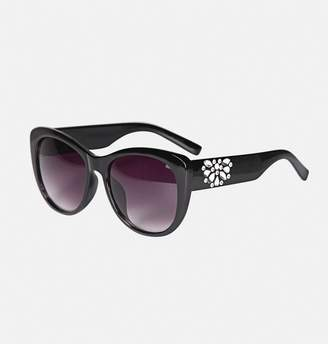 Avenue Cutout Dazzle Sunglasses