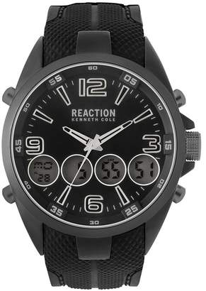 Kenneth Cole Reaction Men's Analog Quartz & Digital Sport Watch, 51mm