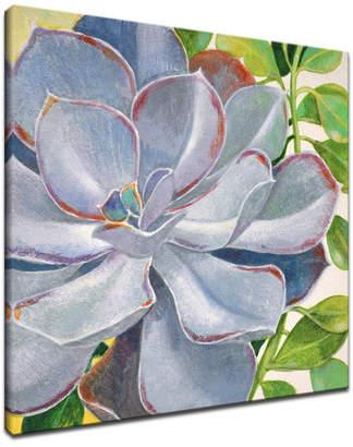 "Ready2hangart 'Botanical Bliss III' Floral Canvas Wall Art, 30x30"""