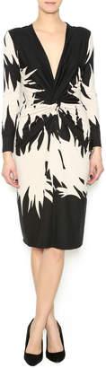 Isabel De pedro Faux Wrap Dress