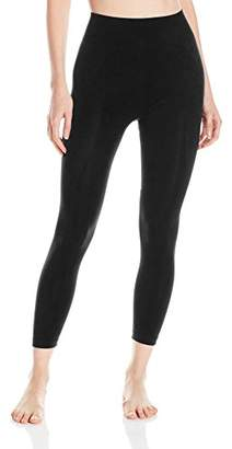 Hue Women's Shaping Capri Leggings,M
