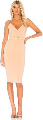 Nookie Blake Midi Dress
