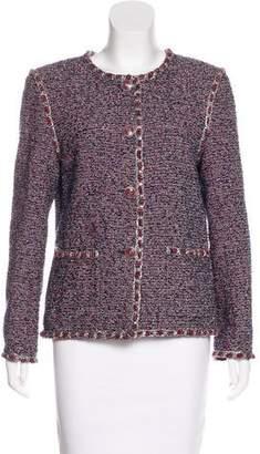 Chanel 2016 Tweed Jacket