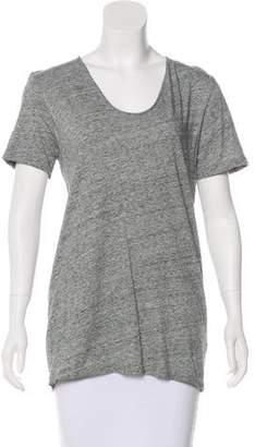 AllSaints Scoop Neck Short Sleeve T-Shirt
