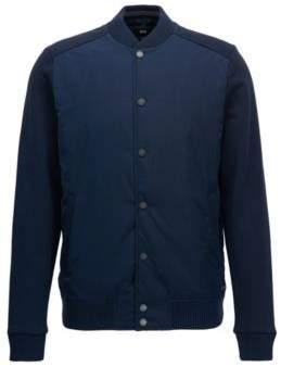 BOSS Hugo Varsity Jacket Skiles XL Dark Blue