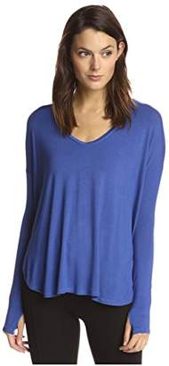 James & Erin Women's Swing Top