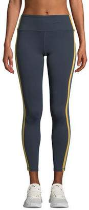 Spiritual Gangster Side-Stripe High-Waist Activewear Tights