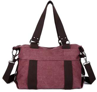 d3fc4f2da2 Large Canvas Shoulder Bags For Women - ShopStyle Canada