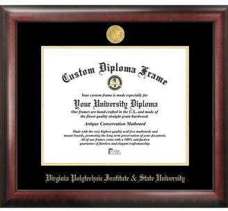 NCAA Campus Images Virginia Tech Diploma Picture Frame