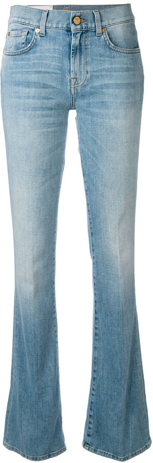 7 For All Mankind7 For All Mankind flared jeans