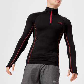 Superdry Sport Men's Athletic Henley Top