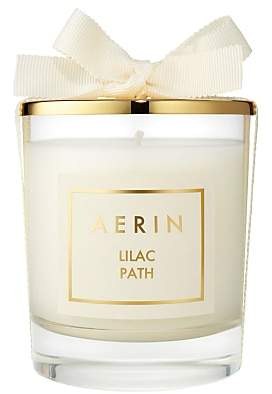 AERIN Lilac Path Scented Candle, 200g