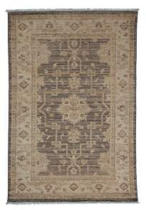 Oushak Collection Oriental Rug, 3'4 x 4'10