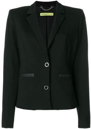 Versace fitted blazer jacket