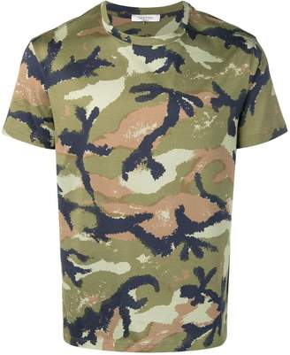 Valentino Camouart T-shirt